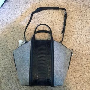 Authentic Alexander Wang small Emile tote